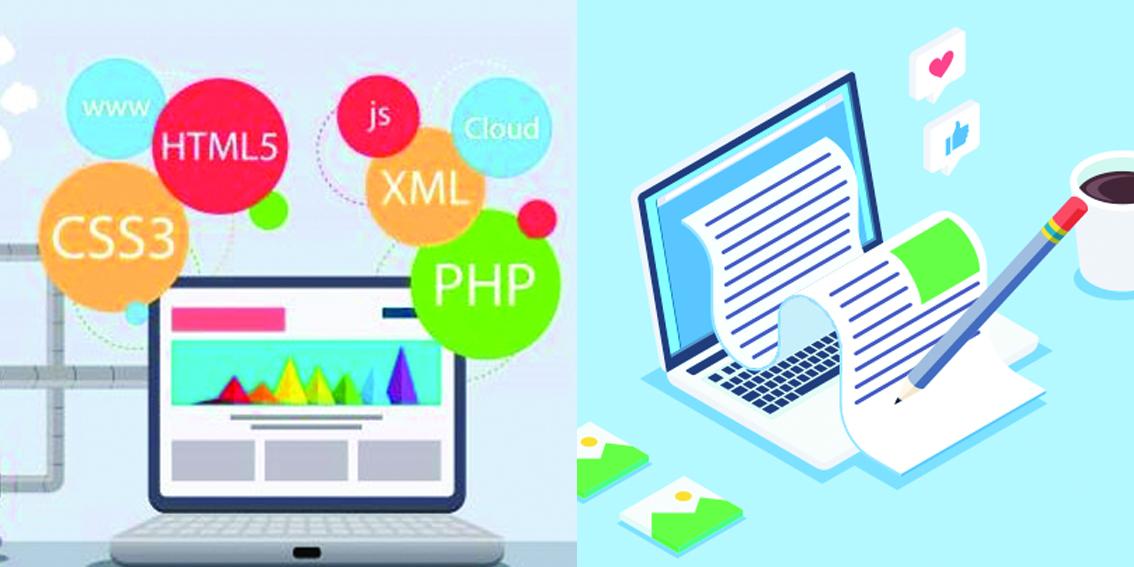 Perbedaan Website Dengan Blog